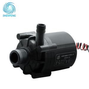 12V 24V DC Burshless Mini bomba de agua centrífuga