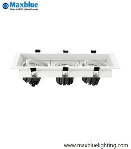 20W LED de luz de la rejilla CREE COB
