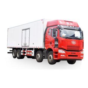 Foton Box Van Truck refrigerata 12cbm resistente