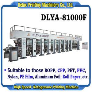 Automático de alta velocidade (Rotogravura DLYA-81000F)