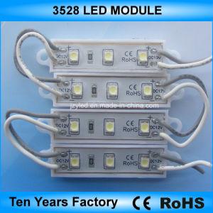 12V 3 микросхемы 3528 светодиодный модуль для поверхностного монтажа