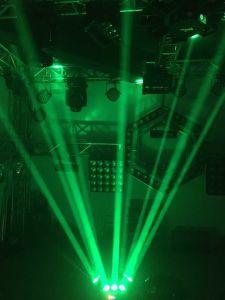 9つの目LEDのくものMoingのヘッドビームライト