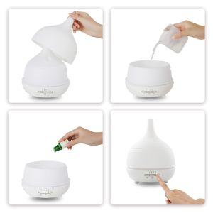 Venta caliente aceite esencial de la difusión de la Fragancia difusor de aroma Difusor de cerámica