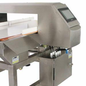 HACCP аккредитации Food Grade металлоискателя ленты транспортера