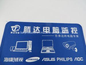 Peças de Computador Eco-Friendly Mouse pad material de borracha com preço barato