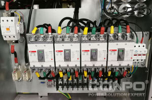 Prt-100Ква (3 - 3) Industrial-Grade Online ИБП для низких частот (трансформатор Base)