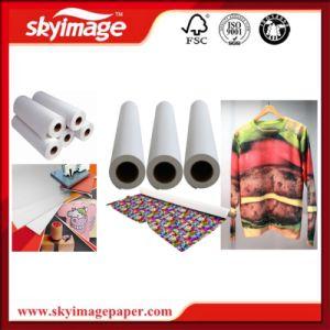 FM100GSM Сублимация передачи рулон бумаги для волокна ткани/керамические кружки
