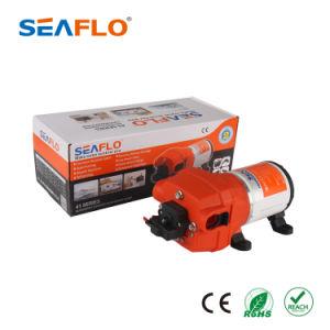 Pomp van het Water van de Hoge druk van Seaflo 24V de Mini Elektrische