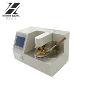 Apparecchiatura Closed automatica elettrica del punto della tazza di Pensky Martin del petrolio