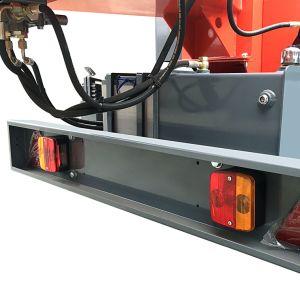 31HP 가솔린 엔진을%s 가진 세륨 승인 목제 칩하는 도구