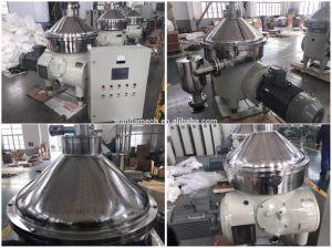 Dhz470 Pila Disco continuo máquina separadora centrífuga Bowl