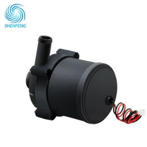 Silencio de la bomba de 12V DC colchoneta de calentamiento de agua con la cabeza 2m