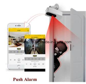 3000mA slimme Batterij Gesteunde Camera 1080P voor Huis
