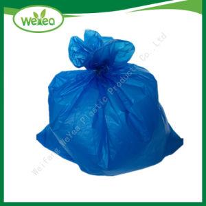 Синий отказываются пластиковые мешок мешки