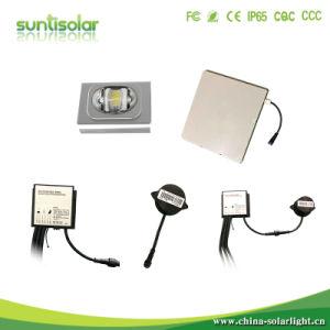100W het geïntegreerde Licht van de LEIDENE ZonneSensor van de Straat met Ver Controlemechanisme