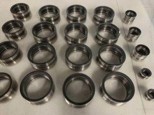 Сформирована металлических сильфонов, металлическую прокладку сильфона, Механические узлы и агрегаты уплотнение