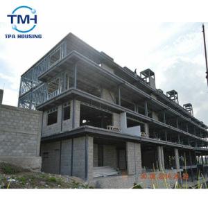 H de la luz de bastidor de acero de construcción de la estructura de acero