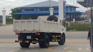 Doppi autocarri a cassone della baracca 4X2 di Jmc da vendere