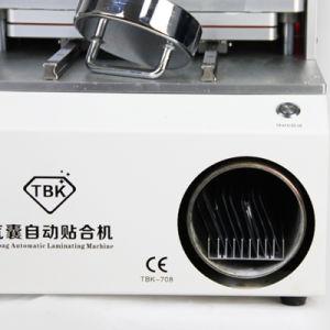 Tbk-708 Debubbler LCD 진공 자동적인 에어백 박판으로 만드는 기계는 구부렸다