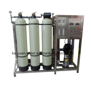 Marcação ISO aprovado 1000lph do sistema do filtro de água de osmose inversa