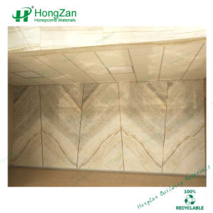 La cuisine de la surface de quartz Stone Honeycomb avion pour la décoration d'accueil