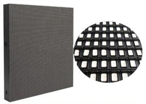 P6.4 mm léger et transparent de panneau à LED étanche extérieur fixe Affichage LED de panneaux