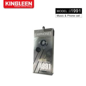 3.5mm de Rand van de Manier - de correcte Hoofdtelefoon van de Telefoon van de in-oorHoofdtelefoon Mobiele