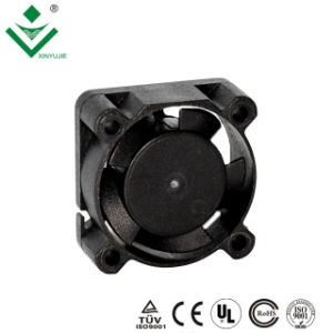 25*25*10mm 2510 1 Zoll leiser Mini-Projektor Kühlventilator-axialer prüfender Ventilator Gleichstrom 5V 12V