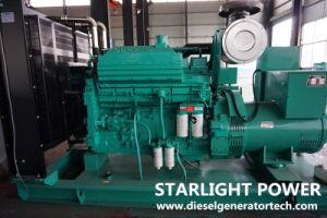 Elektrischer Dieselstandby-Generator des generator-300kw/375kVA Cummins Nta855-G2a