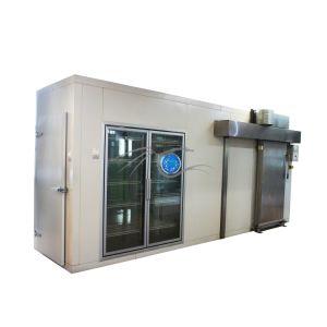 Отсутствие короткого замыкания холодной камеры для хранения мяса