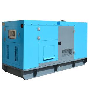 generatore diesel silenzioso 120kVA per industriale