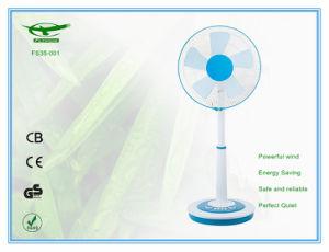 高さの刃の床のファン表ファン机のファンとして調節可能なABS材料5