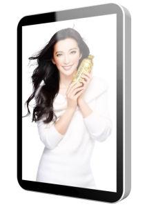전시 선수를 광고하는 디지털 방식으로 LCD를 거치하는 22 인치 벽