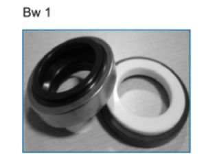 Эластомер сильфона уплотнения вала (BW1)