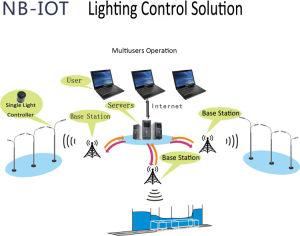 Tomada NEMA Nb-Iot Controlador de iluminação inteligente (LC-6N11)