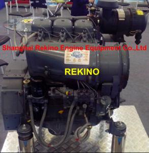 De Luchtgekoelde Dieselmotor van Deutz F3l912 voor Power Generator (60Hz/30KW)