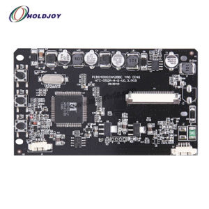 4 Channel Video Display를 위한 TFT LCD Driver Board