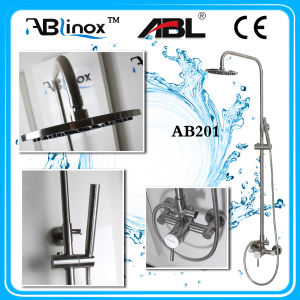 Ablinox Acero Inoxidable baño ducha (AB201)