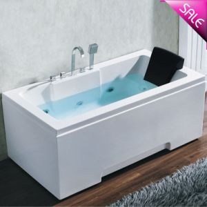 Heißes Sale Indoor Portable Massage Bathtub für Massage Bath Tub (SR503)