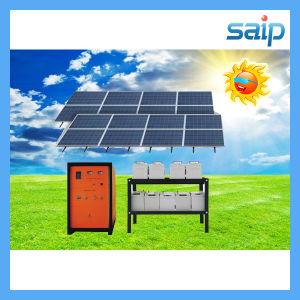 Het zonne Systeem van de Generator van de Verlichting van het Huis (SP-1000H)