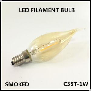 LED-Heizfaden-Fühler (C35T-1W) rauchte