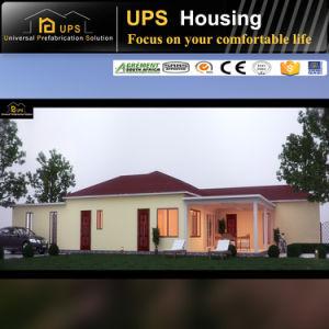 Neues Entwurfs-Behälter-Haus für vorfabrizierte Haus-Wohnung
