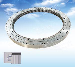 La serie de luz estándar Europeo /Tres hileras de anillo de rotación de rodillo/engranaje interior trompo