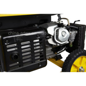 De Draagbare Generator in drie stadia van de Benzine 380V/400V/415V 4kVA/5kVA/6kVA/van de Benzine