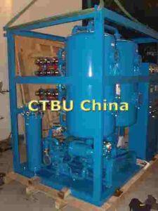 De Gerecycleerde Machine van de Transformator van de goede Kwaliteit Olie met de Infrarode Vloeibare Sensor van het Niveau