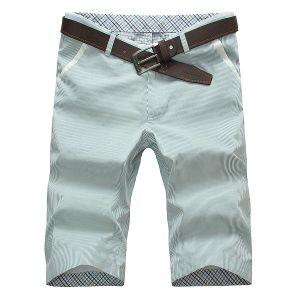Bicchierini stampati nuovo cotone dei pantaloni di scarsità della banda di modo degli uomini