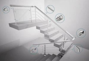Custom-Made лестницы поручни поручень поддержка установки
