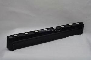 クリー族8PCS 10W白いLEDピクセルビーム棒