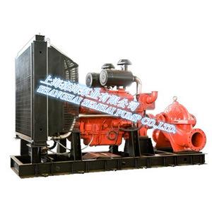 Xbc Diesel-Engine Bomba Fire-Fighting série