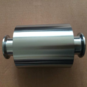 DrainのSleeve Ice Pipeの3A Stainless Steel Spools